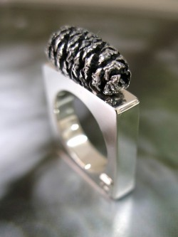 """NATURE 5"" RING"