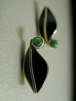 "EARRINGS ""RAMAS"""